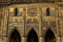 Cattedrale della st Vitus Immagine Stock