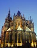 Cattedrale della st Vitus a Praga. Immagine Stock Libera da Diritti