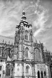 Cattedrale della st Vitus a Praga, Repubblica ceca Immagine Stock Libera da Diritti