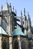 Cattedrale della st Vitus, Praga, repubblica ceca Immagine Stock Libera da Diritti