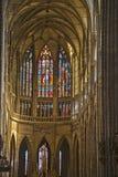 Cattedrale della st Vitus, Praga, repubblica ceca Fotografie Stock Libere da Diritti