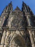 Cattedrale della st Vitus Prague Fotografia Stock Libera da Diritti