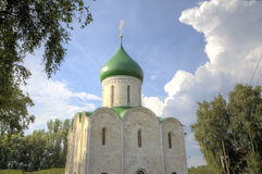 Cattedrale della trasfigurazione Pereslavl, Russia Immagini Stock Libere da Diritti