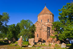 Cattedrale della traversa santa Immagini Stock Libere da Diritti