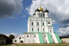 Cattedrale della trinità Fotografia Stock Libera da Diritti