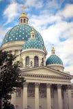 Cattedrale della trinità, San Pietroburgo Immagine Stock