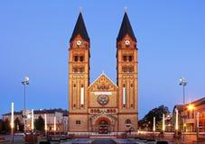 Cattedrale dello za del ¡ di NyÃregyhÃ, Ungheria immagini stock libere da diritti