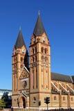 Cattedrale dello za del ¡ di NyÃregyhÃ, Ungheria immagini stock