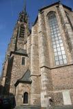 Cattedrale in dettaglio di Brno Fotografia Stock