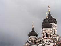 Cattedrale di Alexander Nevski Fotografia Stock Libera da Diritti