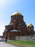 Cattedrale di Alexander Nevskii Fotografie Stock Libere da Diritti