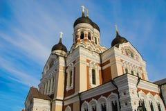 Cattedrale di Alexander Nevsky Fotografia Stock Libera da Diritti