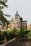 Cattedrale di Almudena, Madrid, Spagna Immagini Stock Libere da Diritti