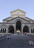 Cattedrale di Amalfi Fotografia Stock Libera da Diritti