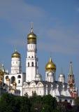 Cattedrale di annuncio a Mosca, Russia immagini stock