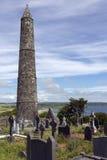 Cattedrale di Ardmore - contea Waterford - Irlanda fotografia stock