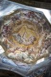 Cattedrale di Asti, interna Immagini Stock