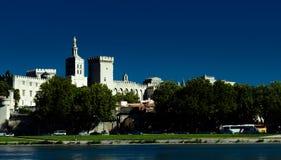 Cattedrale di Avignone Immagine Stock Libera da Diritti