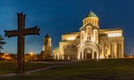 Cattedrale di Bagrati in Kutasi, Georgia Fotografie Stock