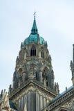 Cattedrale di Bayeux Immagine Stock Libera da Diritti