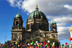 Cattedrale di Berlino Fotografia Stock Libera da Diritti