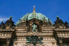 Cattedrale di Berlino Immagine Stock