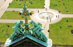 Cattedrale di Berlino (DOM del berlinese) Immagini Stock