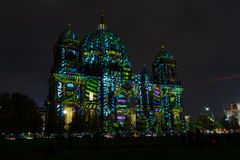 Cattedrale di Berlino (DOM del berlinese) Immagine Stock Libera da Diritti