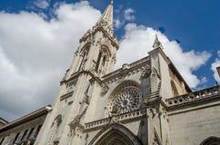 Cattedrale di Bilbao Immagini Stock