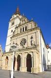 Cattedrale di bistrica di Marija fotografie stock