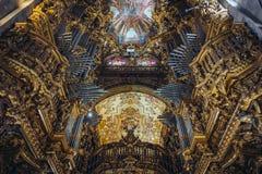 Cattedrale di Braga fotografie stock