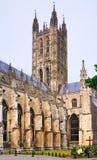 Cattedrale di Canterbury Fotografie Stock Libere da Diritti