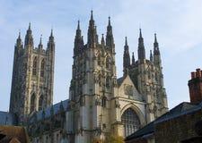 Cattedrale di Canterbury Fotografie Stock