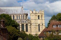 Cattedrale di Canterbury Immagine Stock Libera da Diritti
