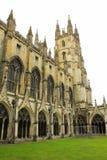 Cattedrale di Canterbury che costruisce il Regno Unito immagini stock libere da diritti