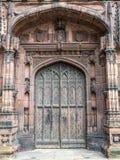 Cattedrale di Chester in Inghilterra Immagine Stock Libera da Diritti