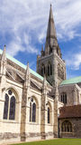 Cattedrale di Chichester Immagine Stock Libera da Diritti