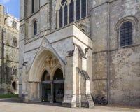 Cattedrale di Chichester Immagine Stock