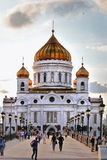 Cattedrale di Christ il salvatore   Immagini Stock