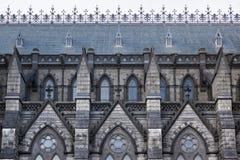 Cattedrale di Cobh, costa sud dell'Irlanda Fotografie Stock Libere da Diritti