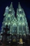 Cattedrale di Colonia Fotografie Stock Libere da Diritti
