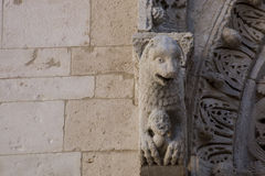 Cattedrale di Conversano, Apulia, Italy Royalty Free Stock Images