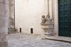 Cattedrale di Conversano, Apulia, Italy Stock Photos