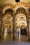 Cattedrale di Cordova Immagini Stock