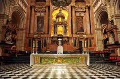 Cattedrale di Cordova, Andalusia, Spagna Fotografia Stock Libera da Diritti
