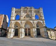 Cattedrale di Cuenca Immagine Stock Libera da Diritti