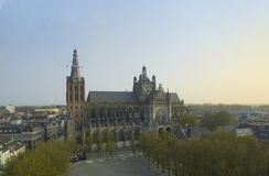 Cattedrale di Den Bosch fotografie stock