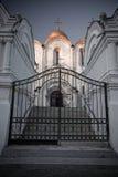 Cattedrale di Dormition in Vladimir Immagine Stock