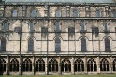 Cattedrale di Durham Immagini Stock