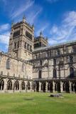 Cattedrale di Durham Immagine Stock
